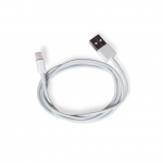 Интерфейсный кабель iPower Apple 8pin-USB 1 м. 5 в.