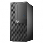 Персональный компьютер Dell OptiPlex 3050 /MT /Intel Core i3 7100 3,9 GHz/4 Gb /500 Gb/DVD+/-RW /Graphics 630 256 Mb /ATX 240W /Windows 10 Pro 64 Многоязычная