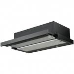 Вытяжка AKPO Light eco Eco glass WK-7 50 черный