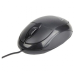 Мышь Gembird Optical mouse MUS-U-01, USB, Black, (085373)