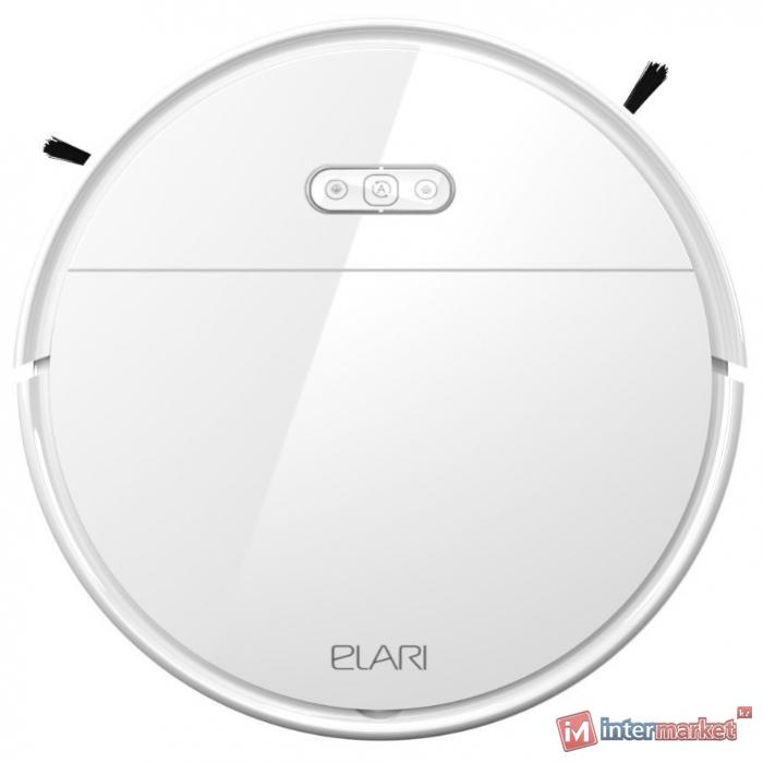 Робот-пылесос ELARI SmartBot Brush White